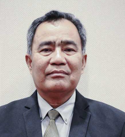 Colonel Naharuddin Bin Shaari (Retired)
